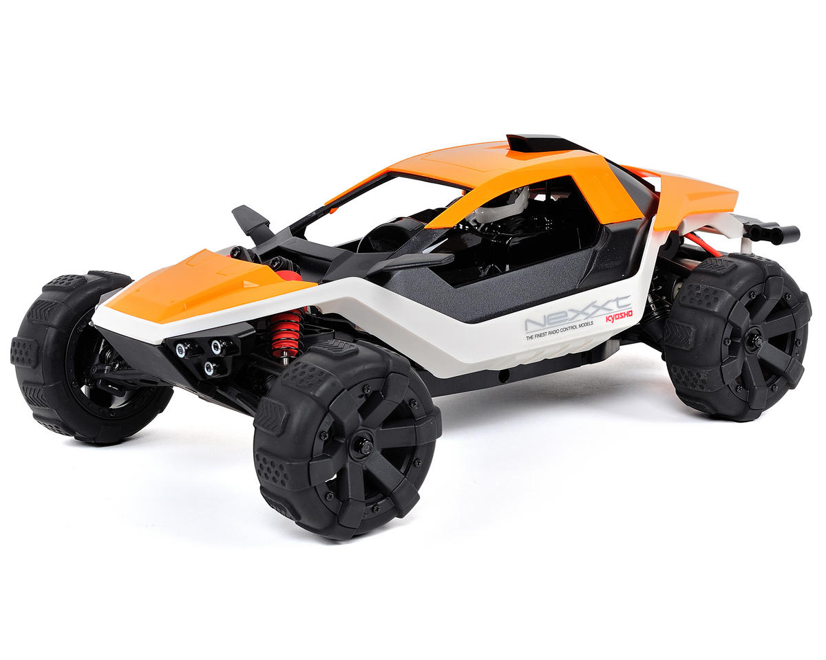 Kyosho NeXXt ReadySet Type 1 1/10 2WD Buggy w/Syncro 2.4GHz Radio System (Orange)