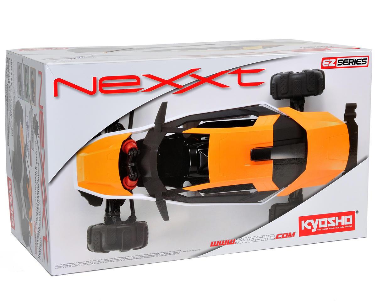 Kyosho NeXXt ReadySet Type 1 1/10 2WD Buggy w/Syncro 2.4GHz Radio System (Orange)