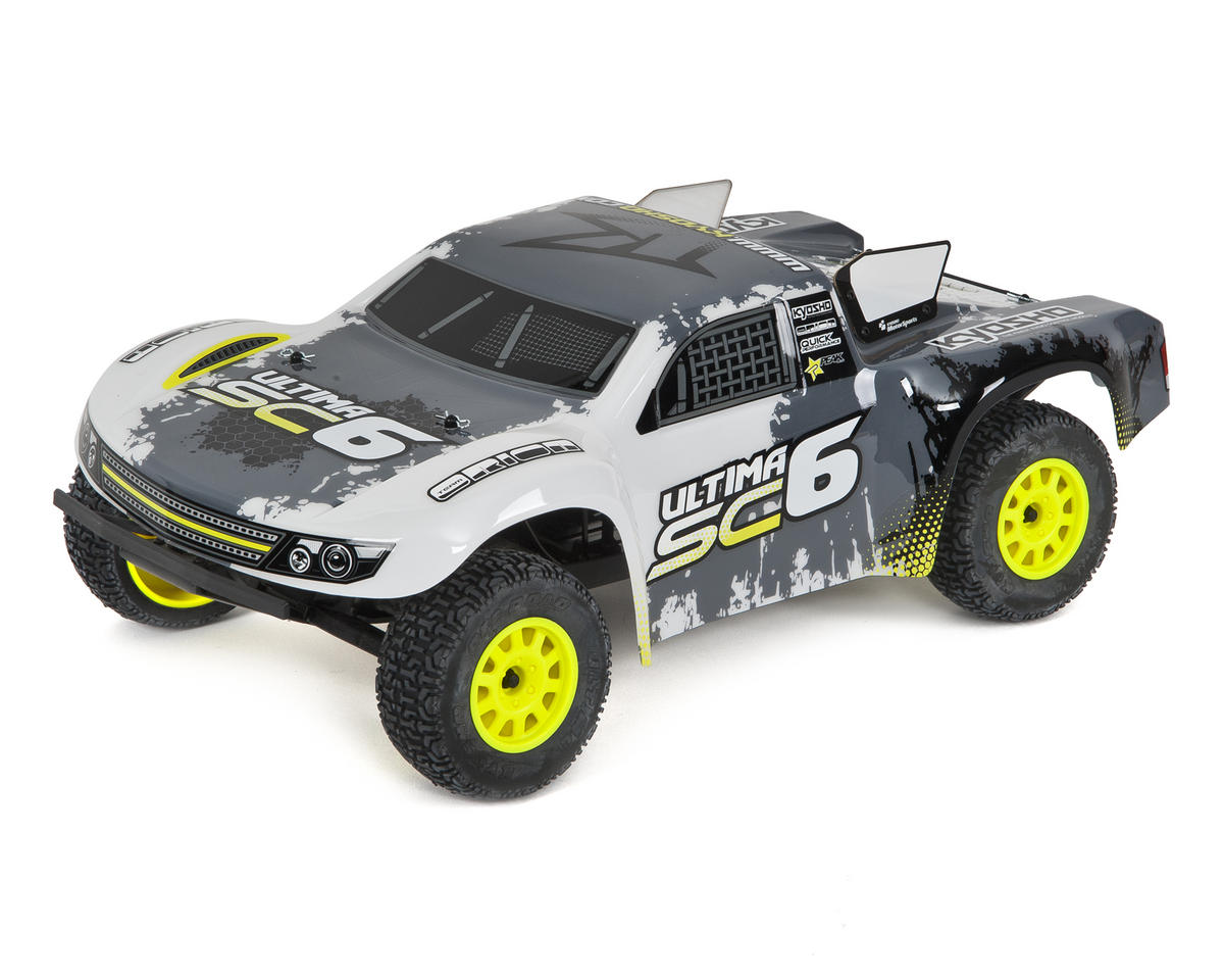 Ultima SC6 1/10 ReadySet Electric 2WD Short Course Truck by Kyosho