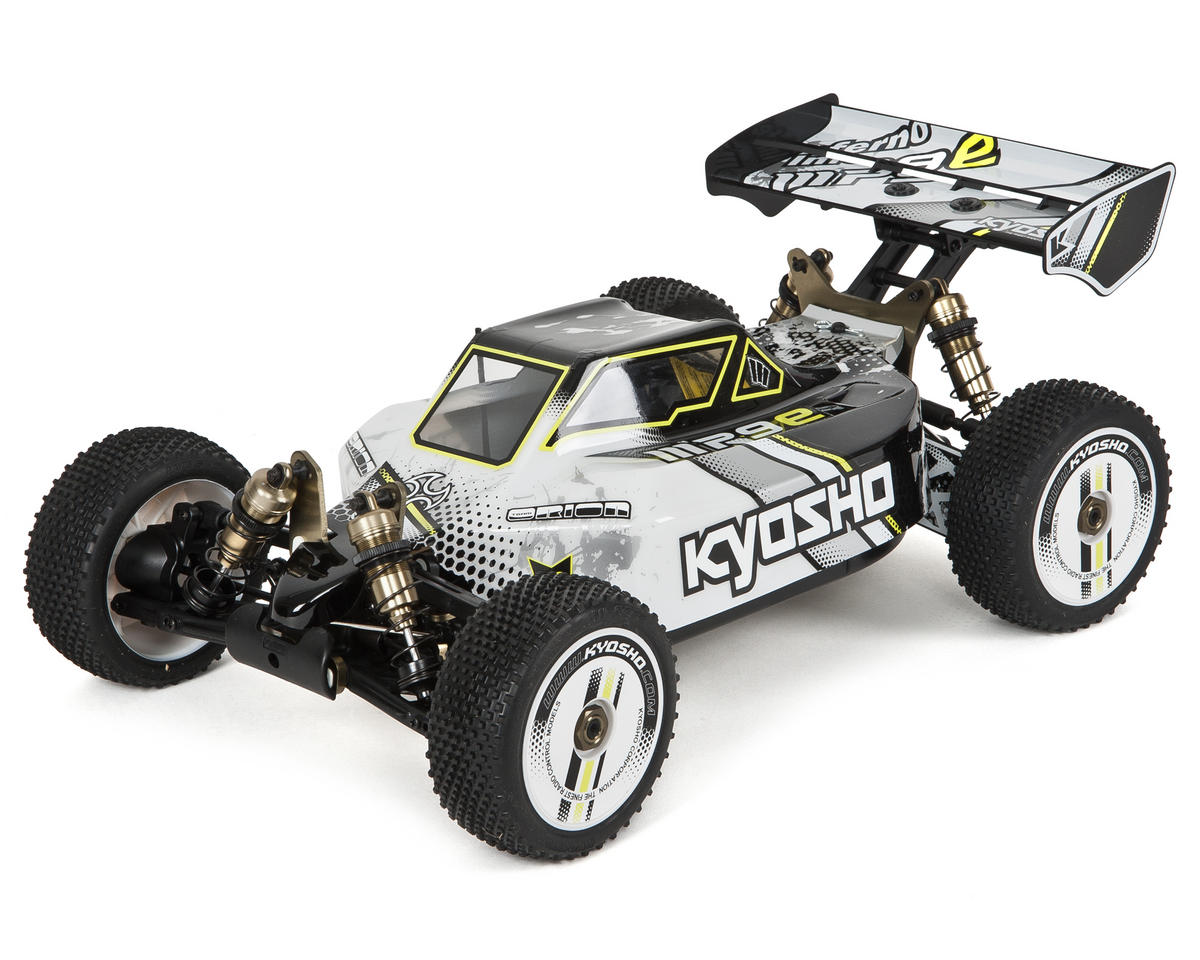 Inferno MP9e TKI T1 ReadySet 1/8 4WD Brushless Electric Buggy by Kyosho