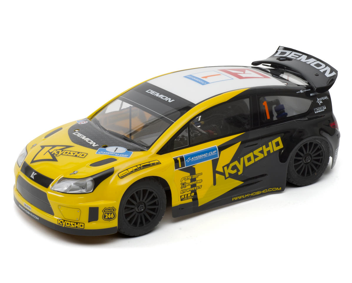 Kyosho DRX VE Demon 1/9 ReadySet Electric Rally Car