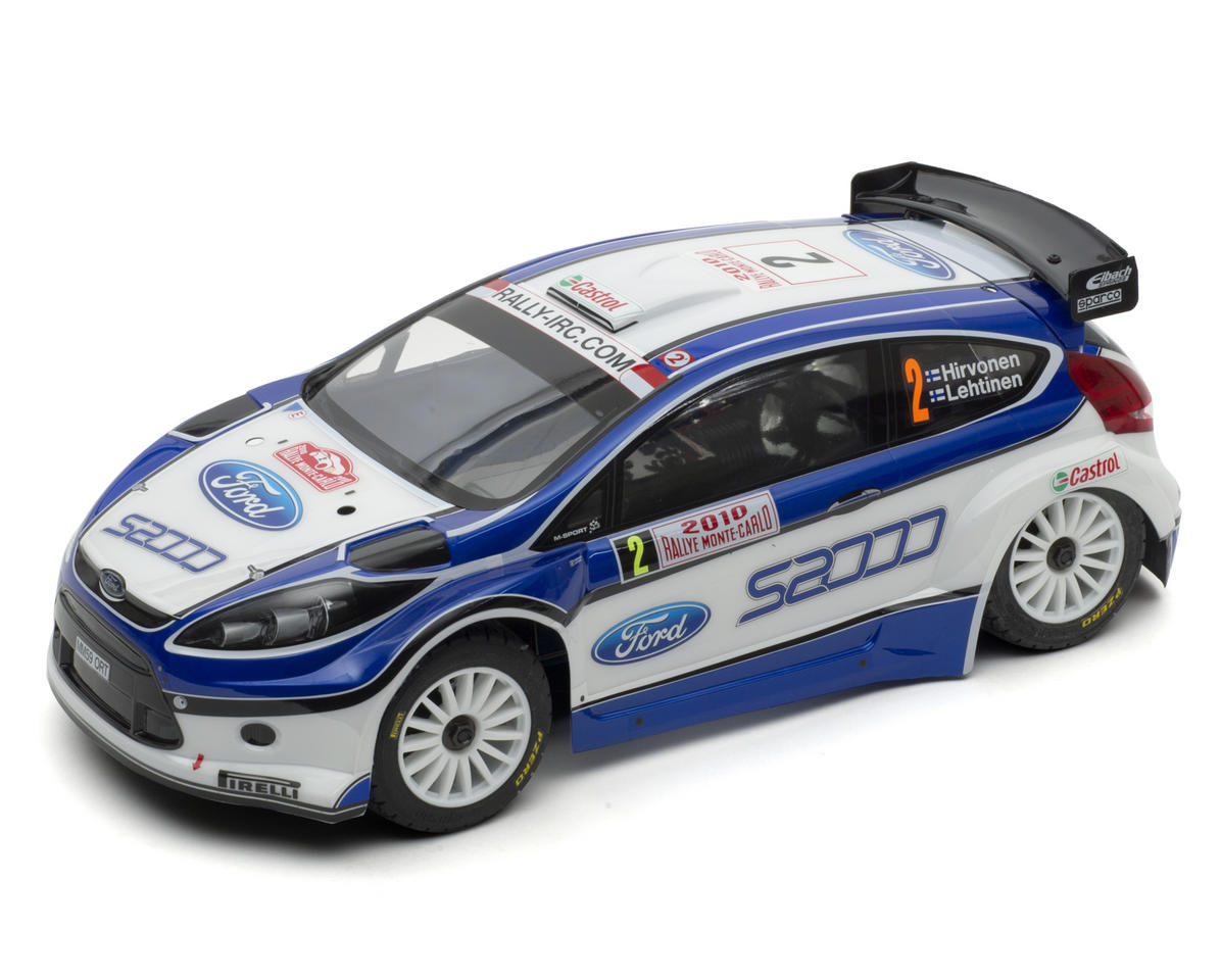 DRX VE Ford Fiesta S2000 1/9 ReadySet Electric Rally Car by Kyosho