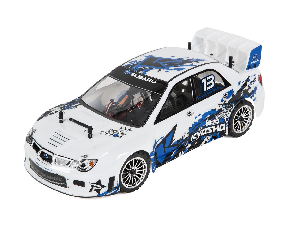 Kyosho Fazer VE-X 2006 Subaru Impreza 1/10 Electric Rally Car