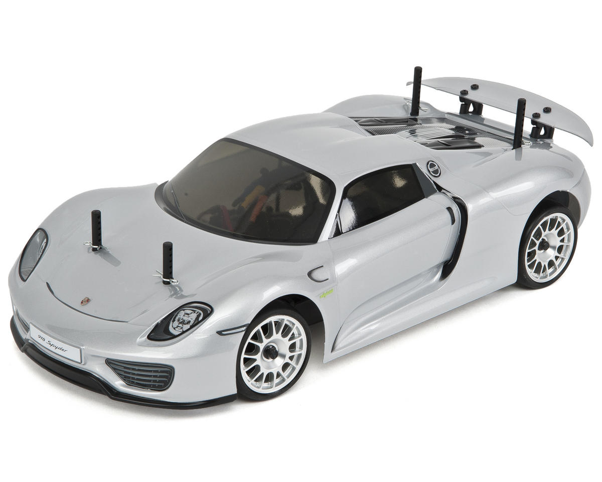 kyosho fazer ve porsche 918 spyder readyset 1 10 electric touring car kyo30917t1b cars. Black Bedroom Furniture Sets. Home Design Ideas