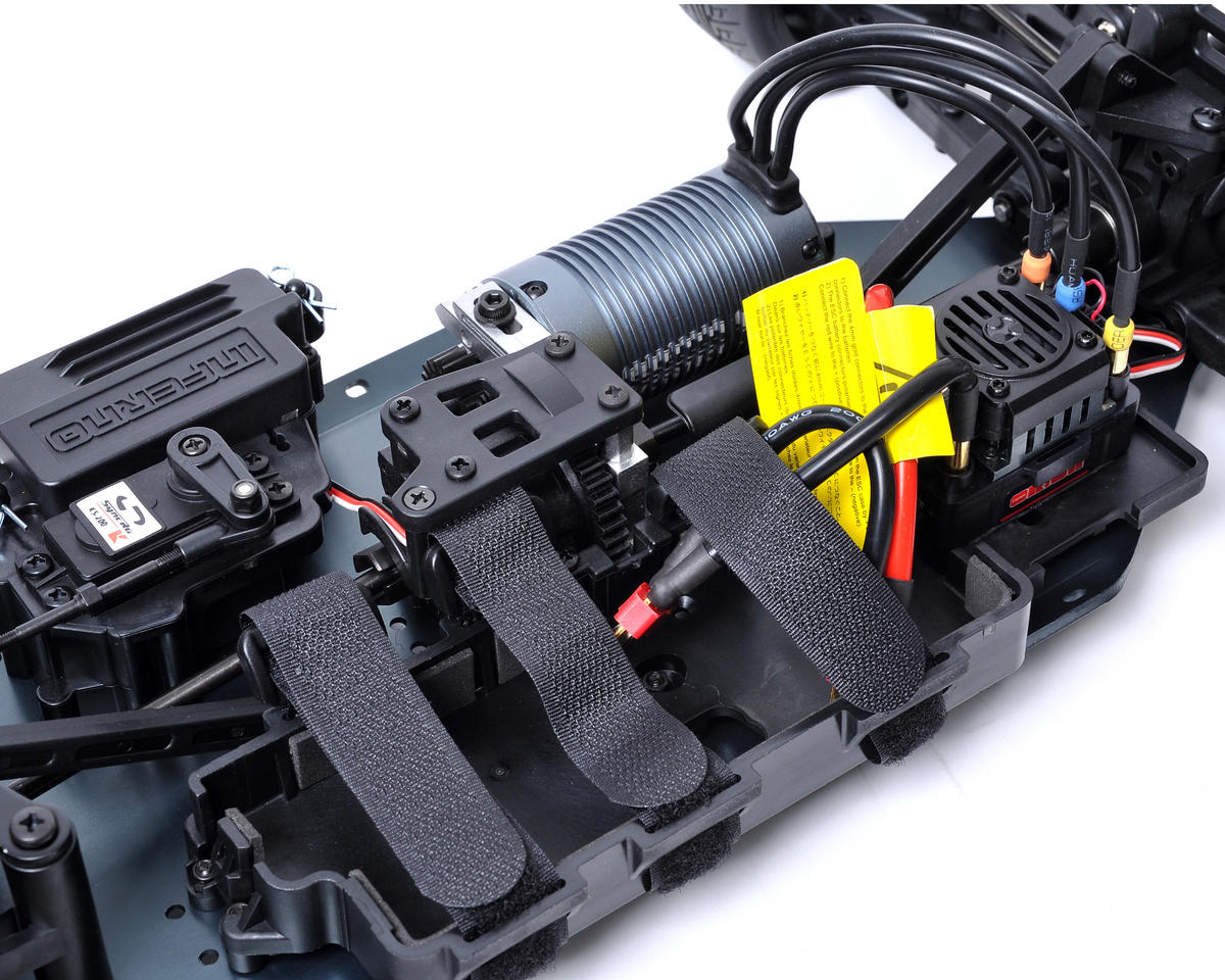 Kyosho Inferno GT2 VE Race Spec Audi R8 LMS ReadySet 1/8 Electric On-Road Kit