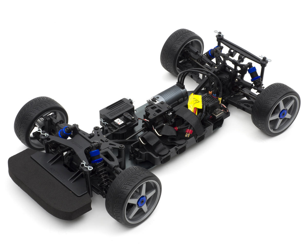 Kyosho Inferno GT2 VE Race Spec Ceptor ReadySet 1/8 Scale Electric On-Road Kit