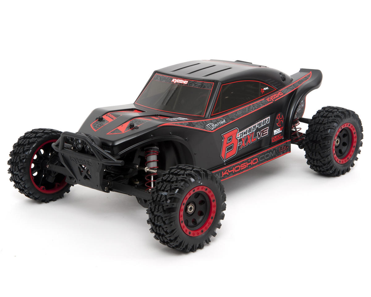 Scorpion B-XXL 1/7 Scale 2wd Buggy
