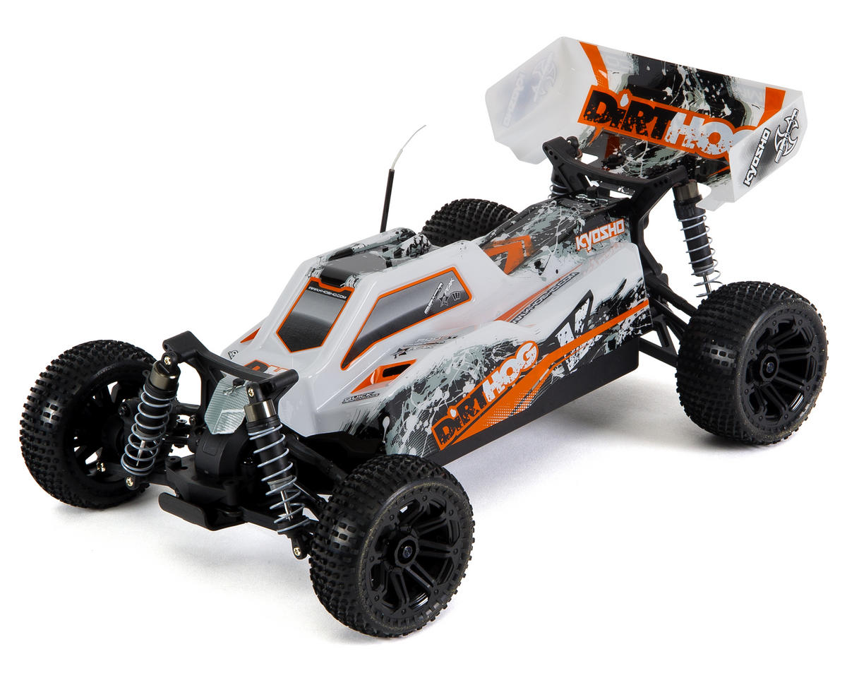 Kyosho Dirt Hog 1/10th 4WD Electric Off Road Buggy
