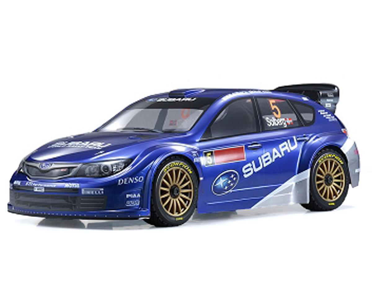 Kyosho DRX 4WD 1/9th Subaru WRC Nitro Rally Car w/Syncro 2.4GHz Radio System
