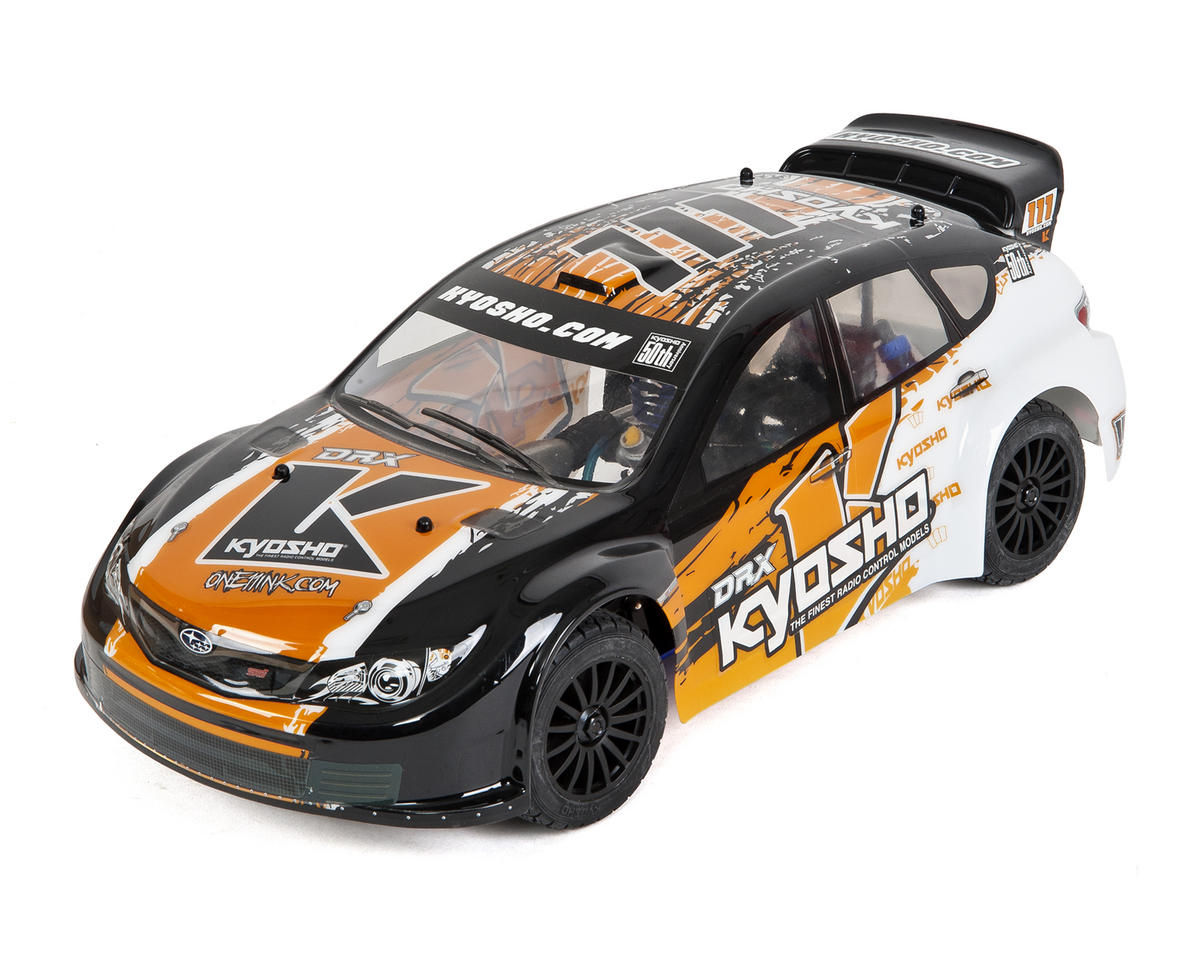 Kyosho DRX Subaru One11 Impreza 1/9 4WD Nitro Rally Car