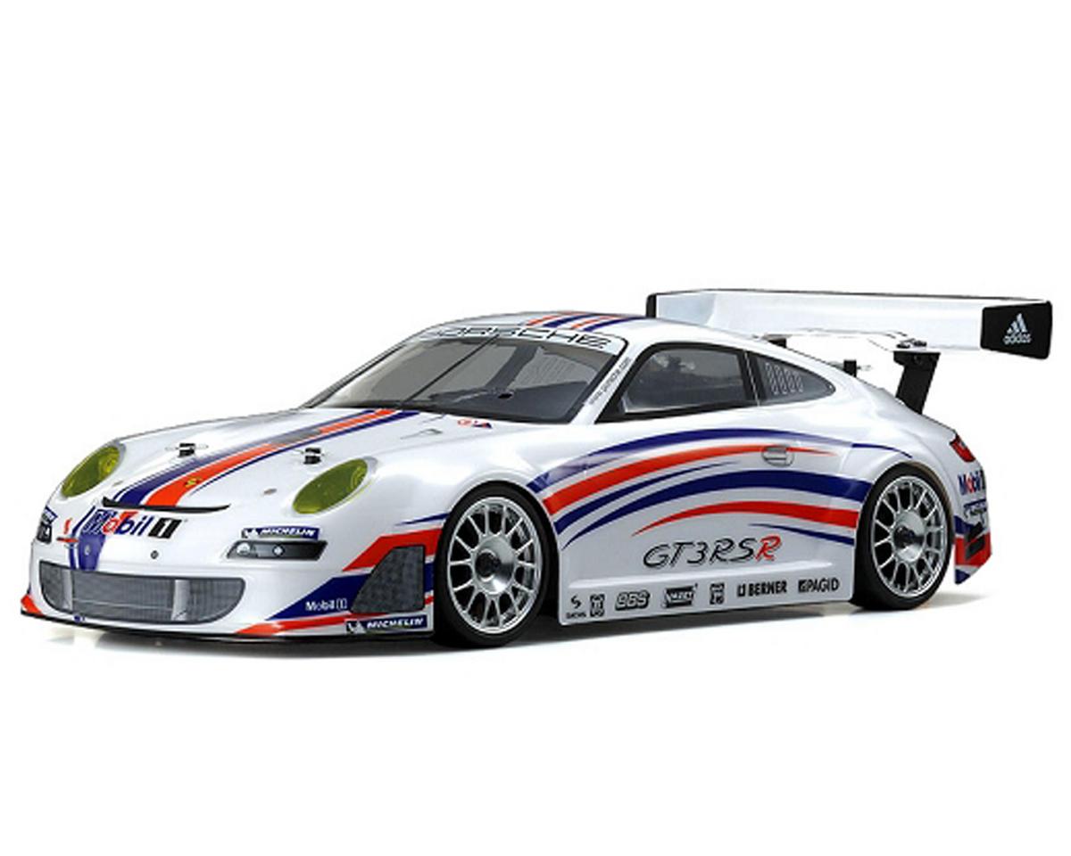Kyosho Fazer Porsche 911 GT3 ReadySet 1/10 Nitro Touring Car w/Syncro 2.4GHz Radio