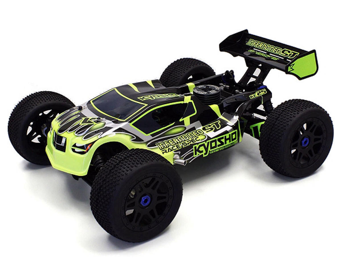 Image 1 for Kyosho Inferno NEO ST Race Spec ReadySet 1/8 Scale Truck w/KT-201 2.4GHz & KE25