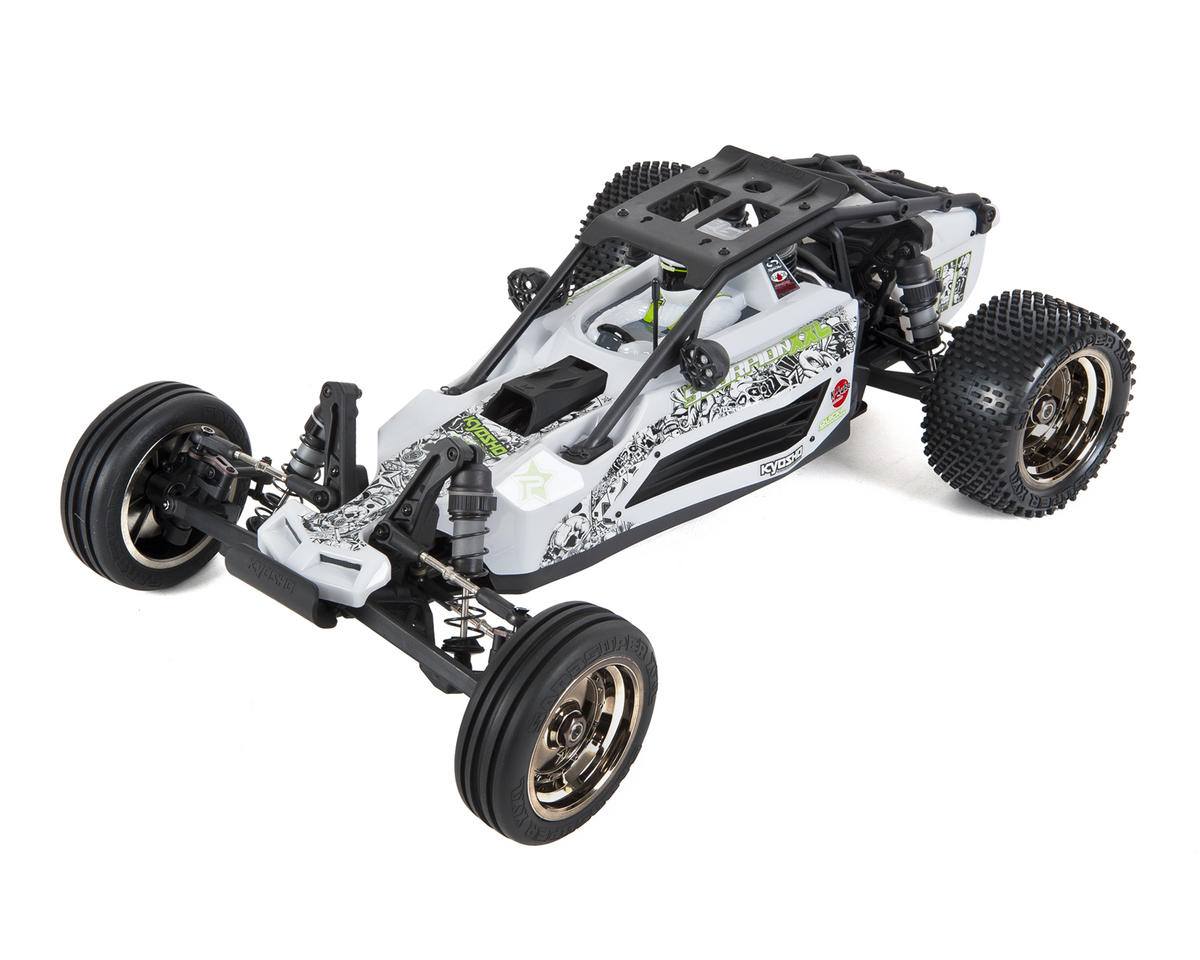 Scorpion 1/7 GP XXL 2WD Nitro Buggy by Kyosho