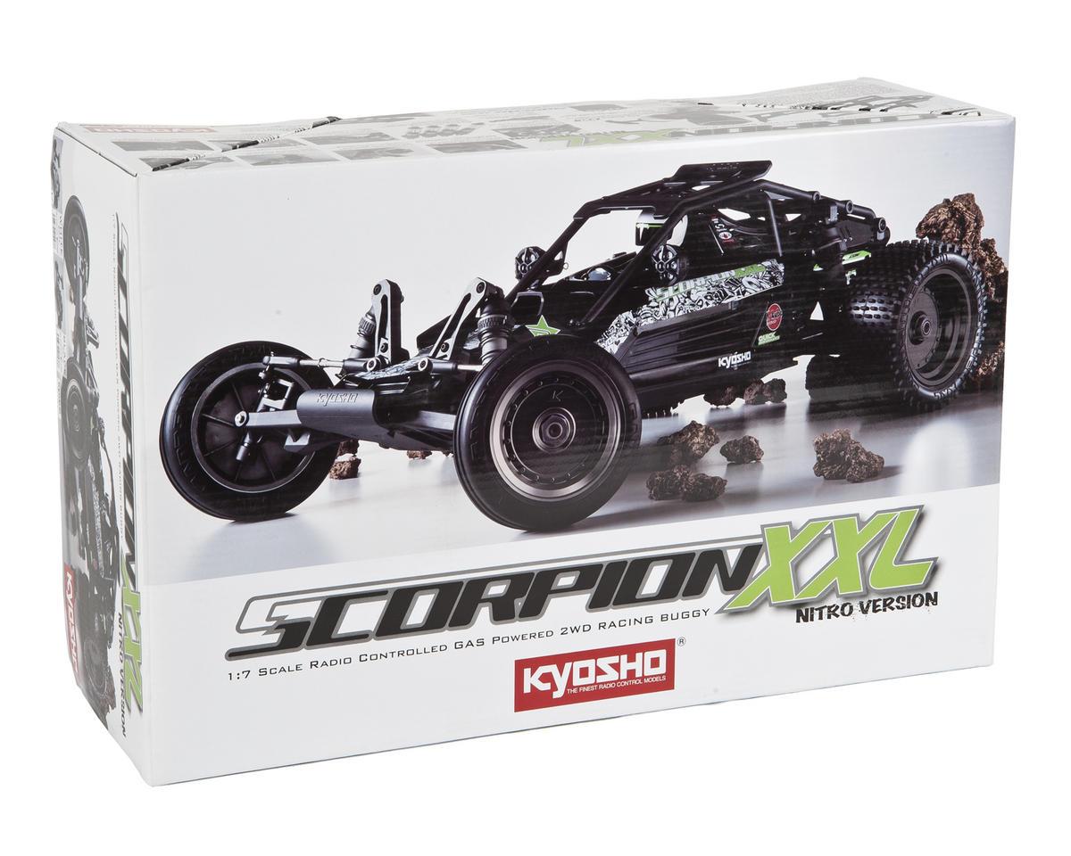 Kyosho Scorpion 1/7 GP XXL 2WD Nitro Buggy