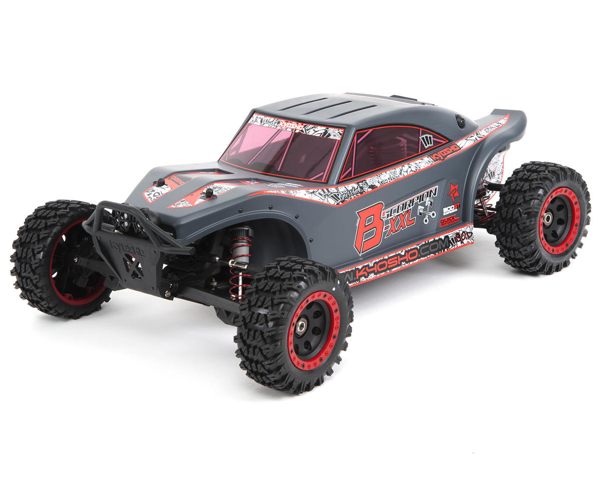 Kyosho Scorpion B-XXL 1/7 Scale GP 2WD RTR Buggy
