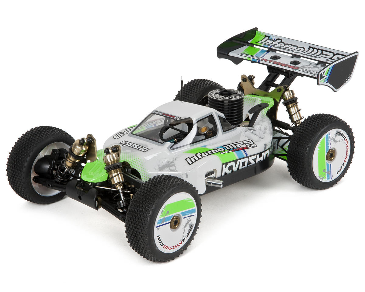 Inferno MP9 TKI3 T1 ReadySet 1/8 Nitro Buggy