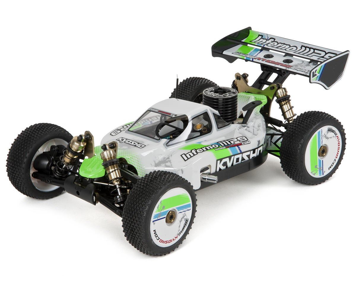 Inferno MP9 TKI3 T1 ReadySet 1/8 Nitro Buggy by Kyosho