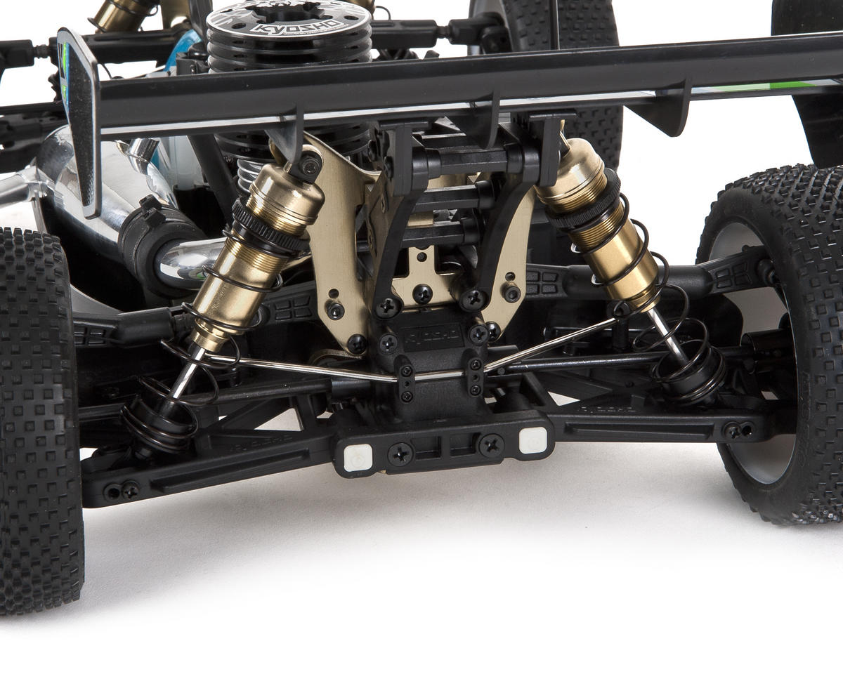 Kyosho Inferno MP9 TKI3 T1 ReadySet 1/8 Nitro Buggy w/2 4GHz Radio & KE21R  Engine