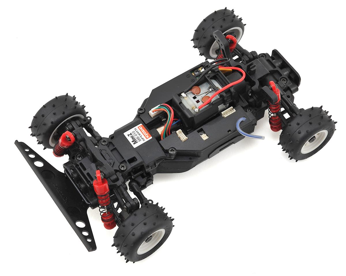 Kyosho MB-010S Mini-Z Buggy Optima Readyset (Blue/White)