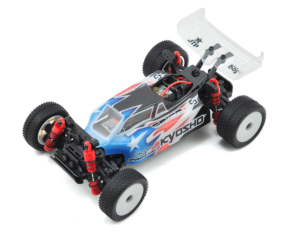 MB-010S Mini-Z Lazer ZX-6 Readyset Chassis by Kyosho