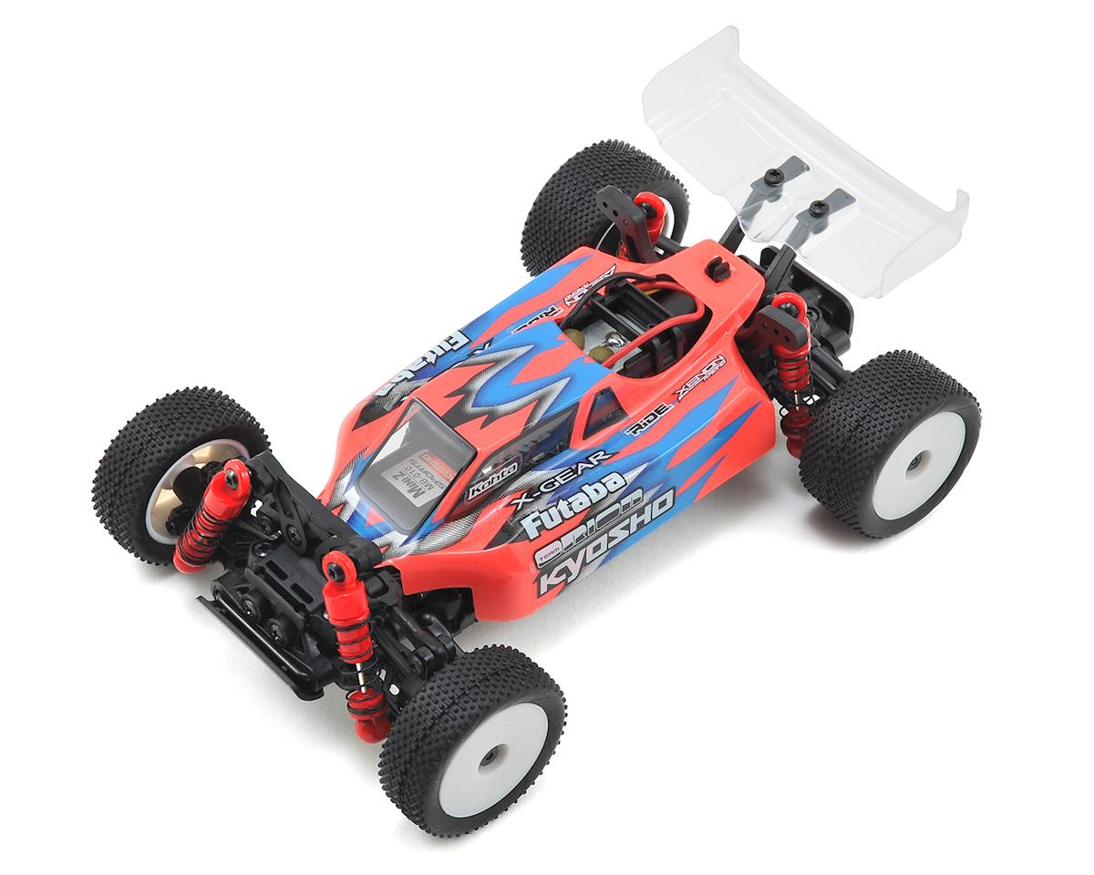 MB-010S Mini-Z Lazer ZX-6 Readyset Buggy Chassis by Kyosho