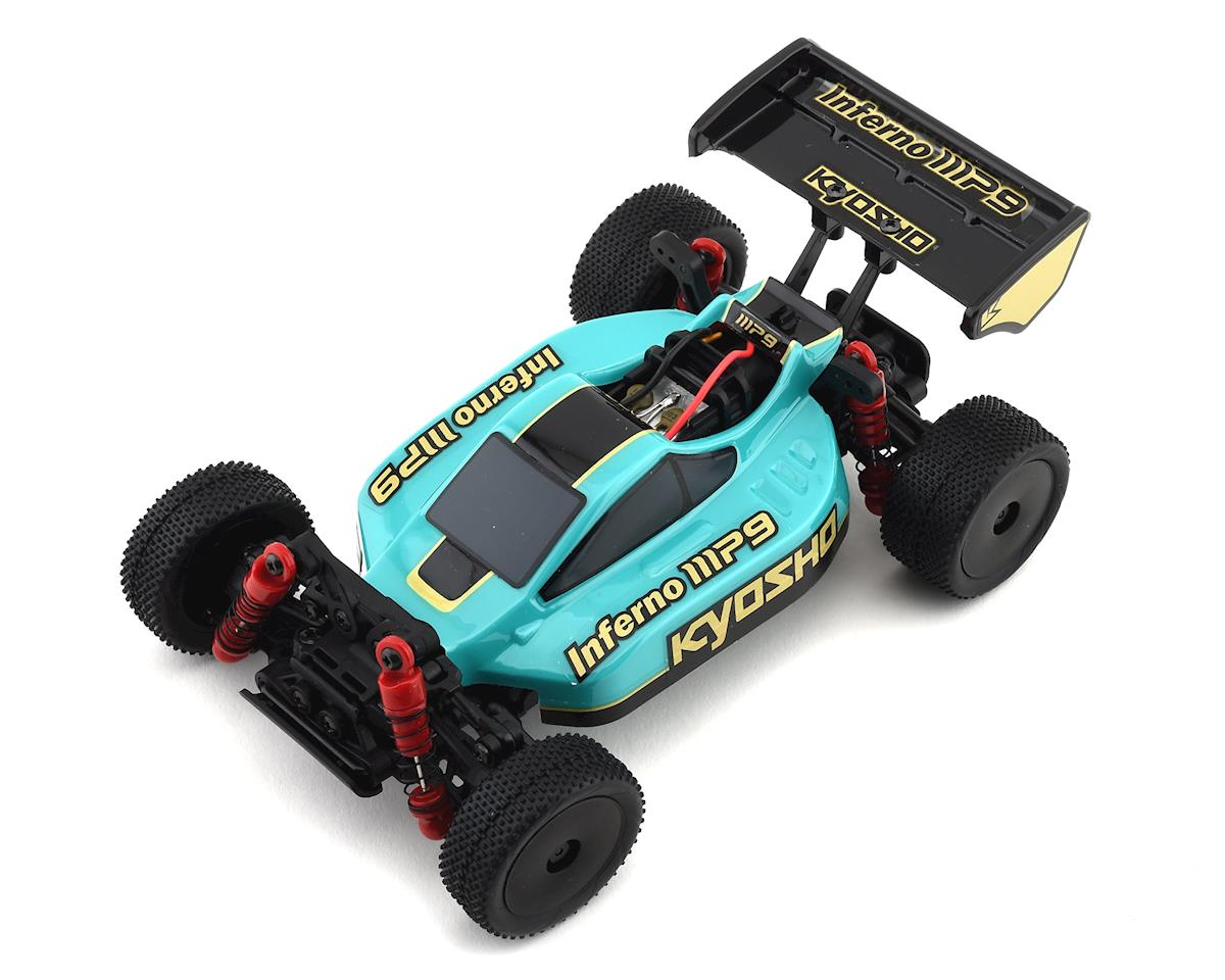 Kyosho MB-010S Mini-Z Buggy Inferno MP9 TKI3 Readyset (Green/Black)