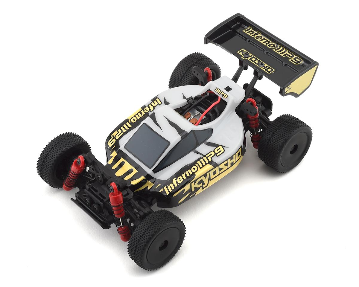 Kyosho MB-010S Mini-Z Buggy Inferno MP9 TKI3 Readyset (White/Black)