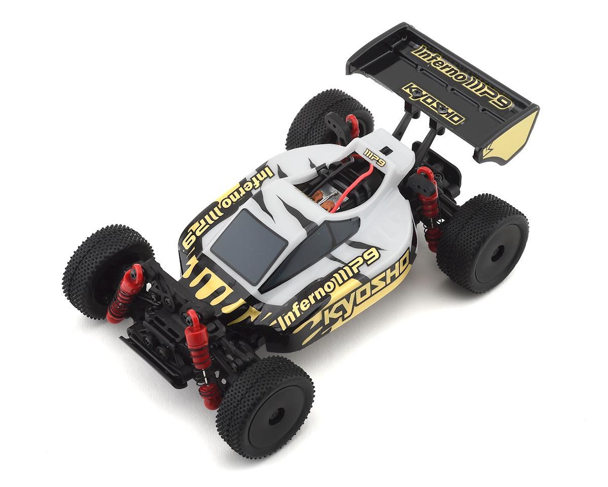 2baa27861fe Kyosho MB-010S Mini-Z Buggy Inferno MP9 TKI3 Readyset (White Black