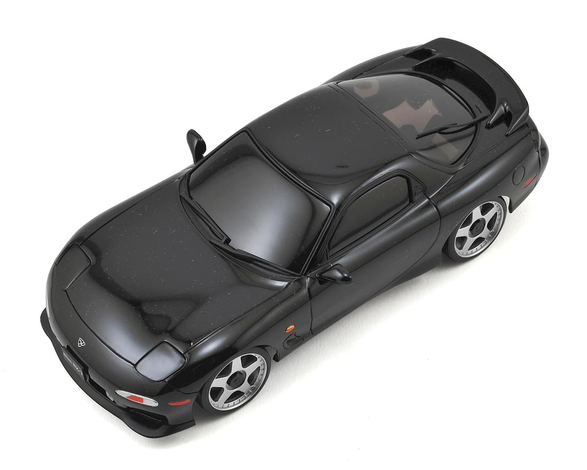 MA-020S AWD Mini-Z Sports ReadySet w/Mazda efini RX-7 FD3S Body (Black) by Kyosho