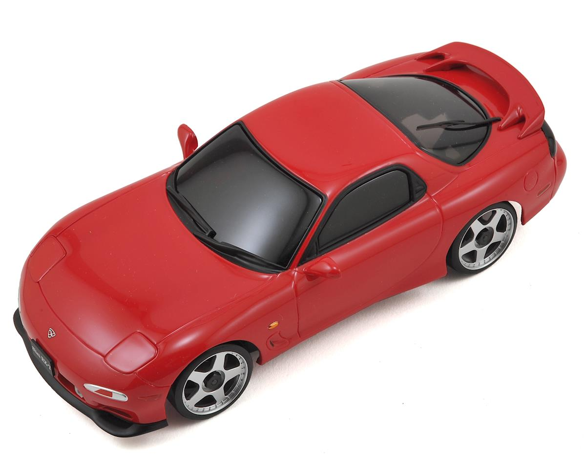 MA-020S AWD Mini-Z Sports ReadySet w/Mazda efini RX-7 FD3S Body (Red) by Kyosho
