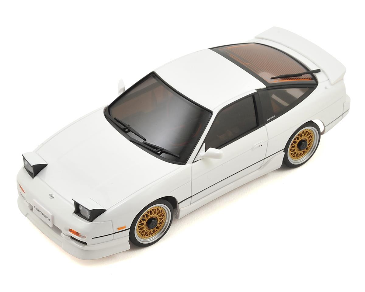 Kyosho MA-020S AWD Mini-Z Sports ReadySet w/Nissan 180SX Aero Body (White)