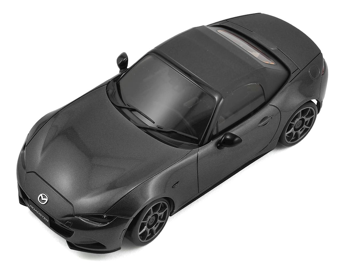 MA-020S AWD Mini-Z Sports ReadySet w/Mazda Roadster Body (Black) by Kyosho