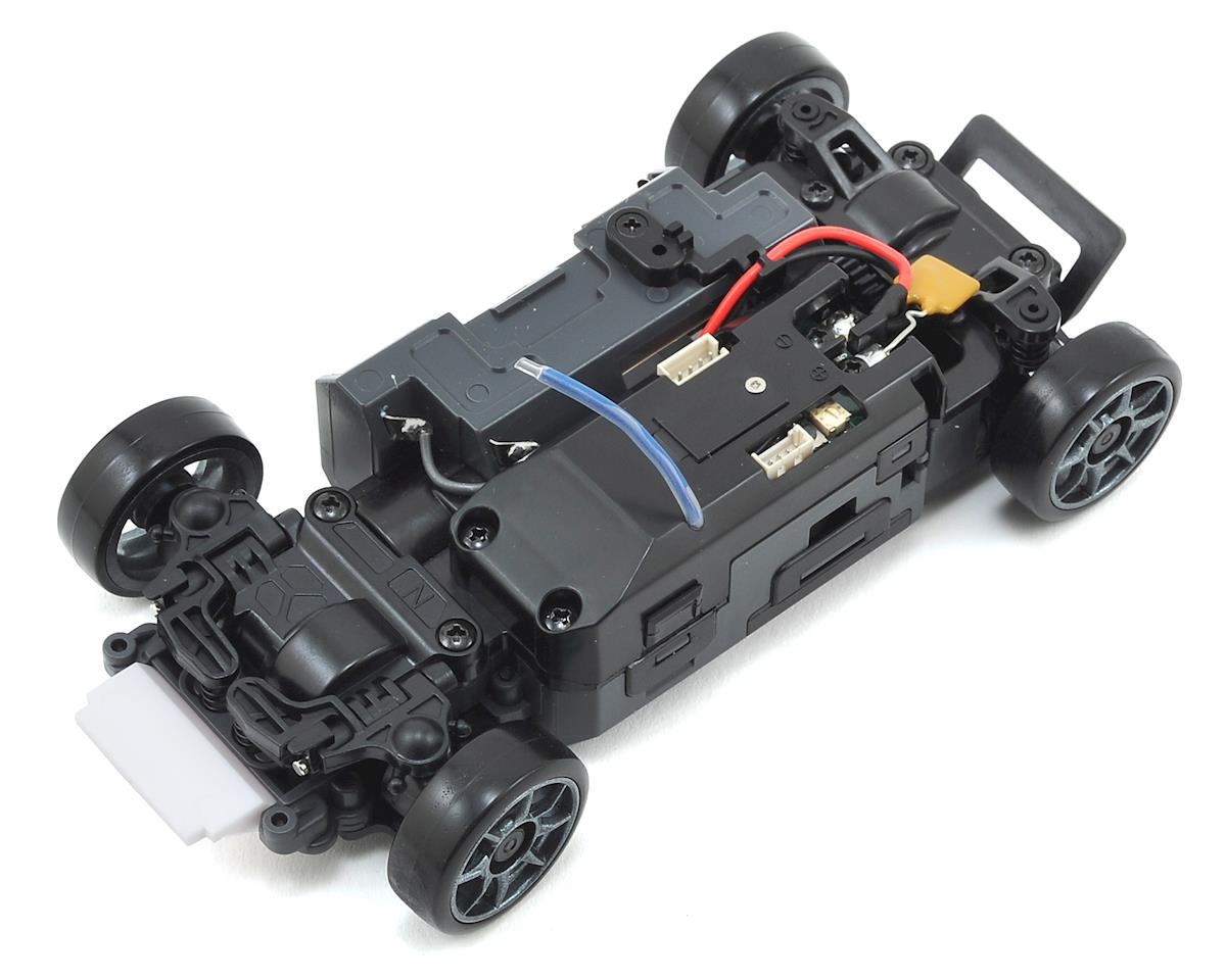 Kyosho MA-020S AWD Mini-Z Sports ReadySet w/Mazda Roadster Body (Black)