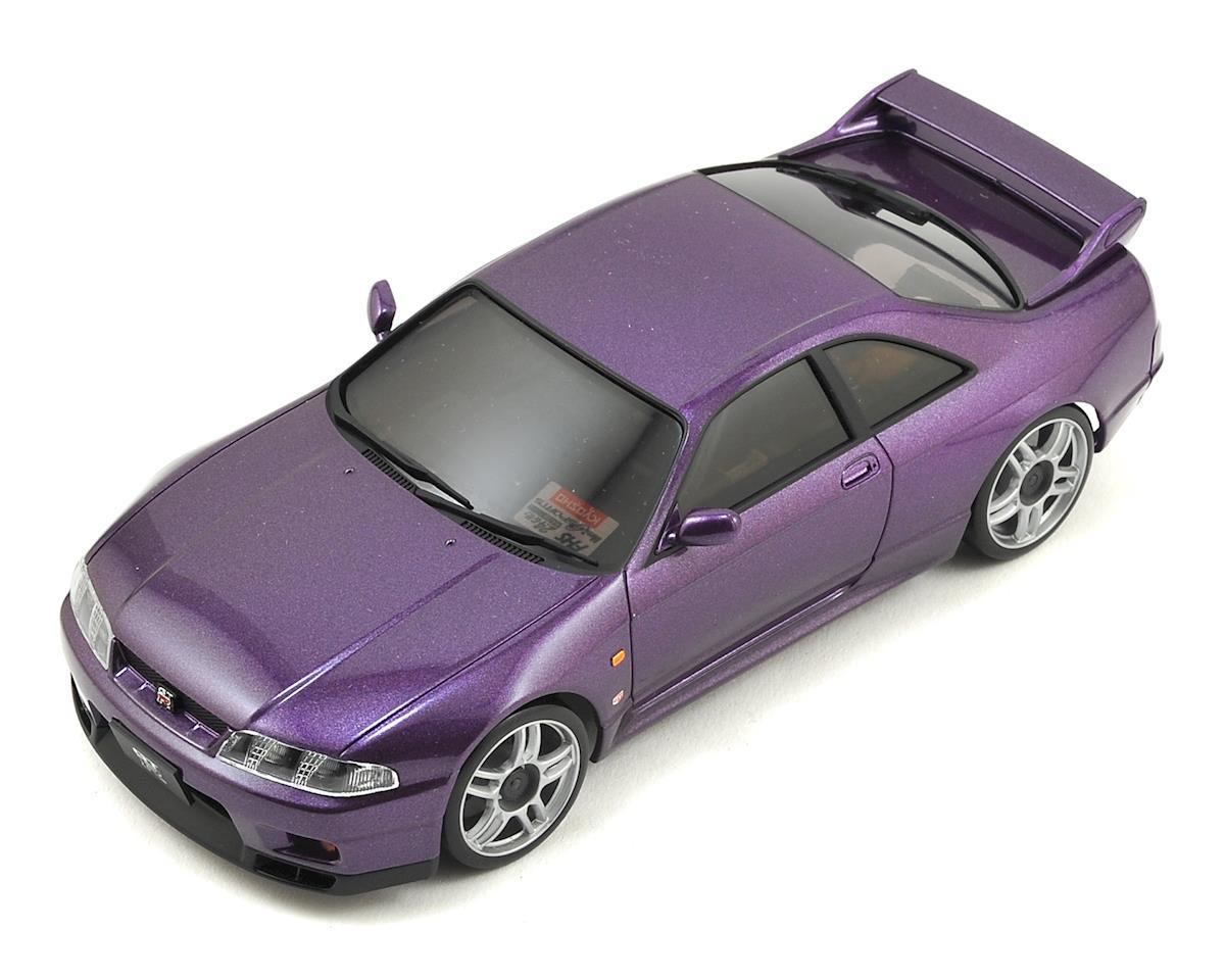 Kyosho MA-020S AWD Mini-Z Sports ReadySet w/Nissan Skyline GT-R V.Spec R33 Body