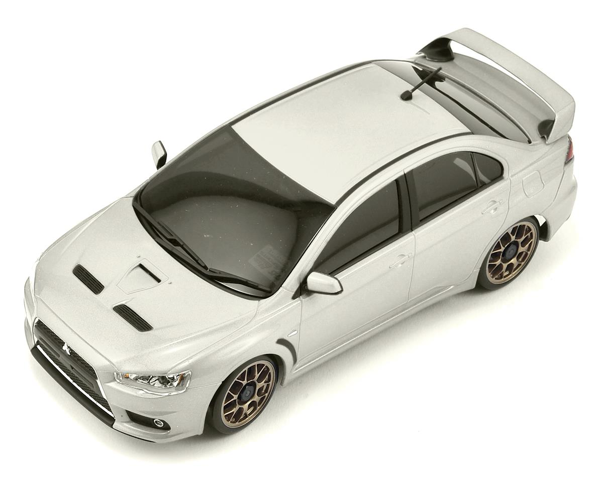 MA-020S AWD Mini-Z Sports ReadySet w/Mitsubishi Lancer Evolution X Body by Kyosho