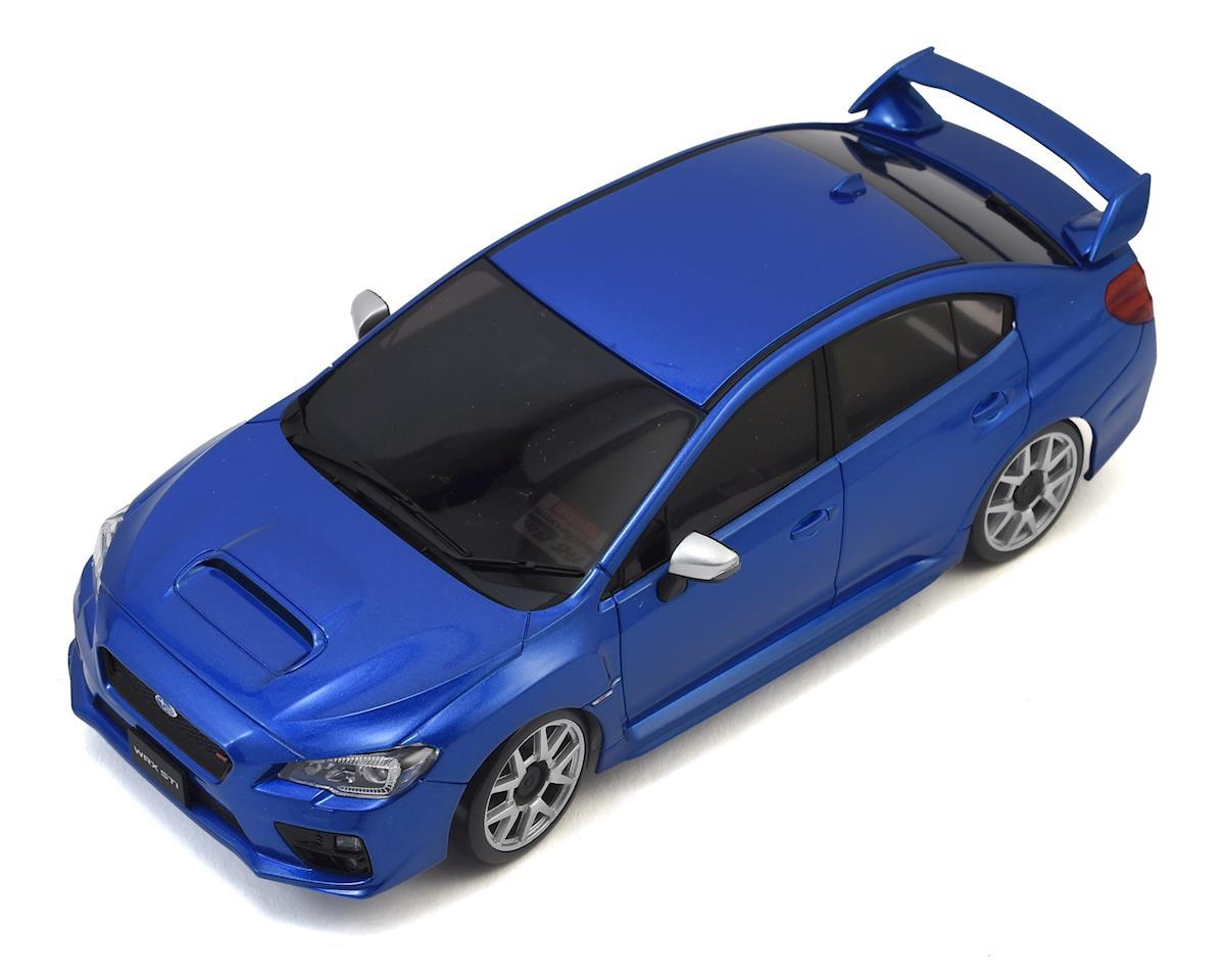 Kyosho MA-020S Mini-Z Racer Sports ReadySet w/Subaru WRX STi WR Body (Blue)
