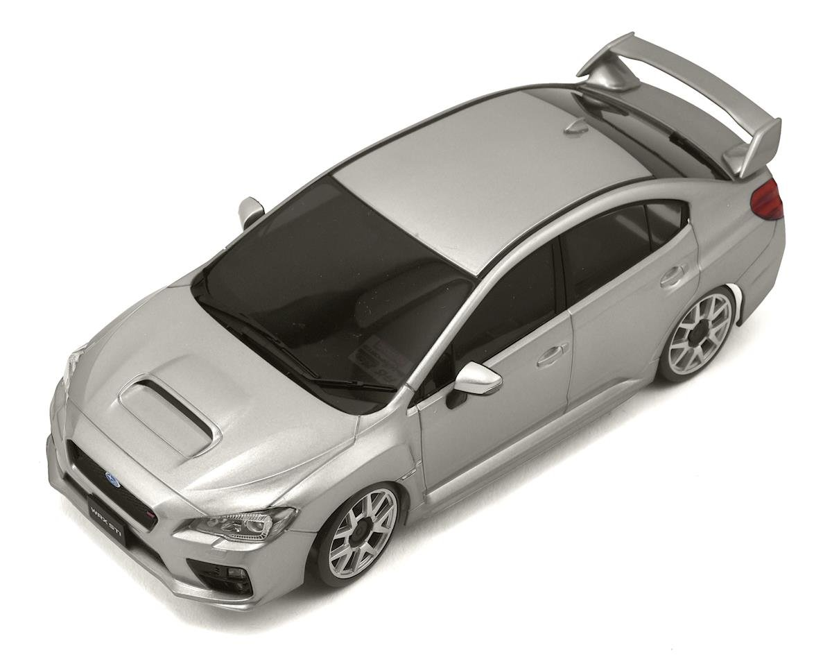 Kyosho MA-020S Mini-Z Racer Sports ReadySet w/Subaru WRX STi WR Body (White)