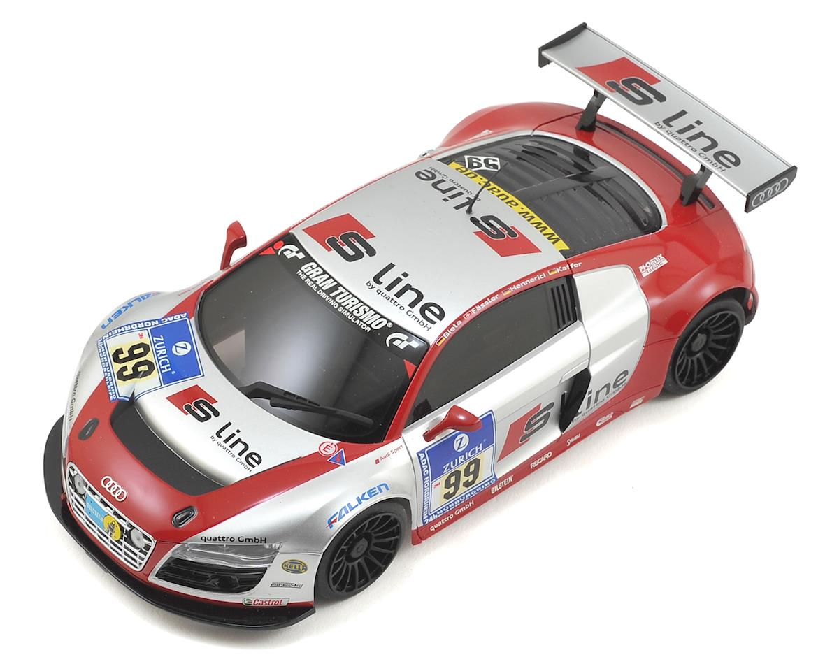 MA-020VE AWD Mini-Z Chassis Set w/Audi R8 LMS by Kyosho