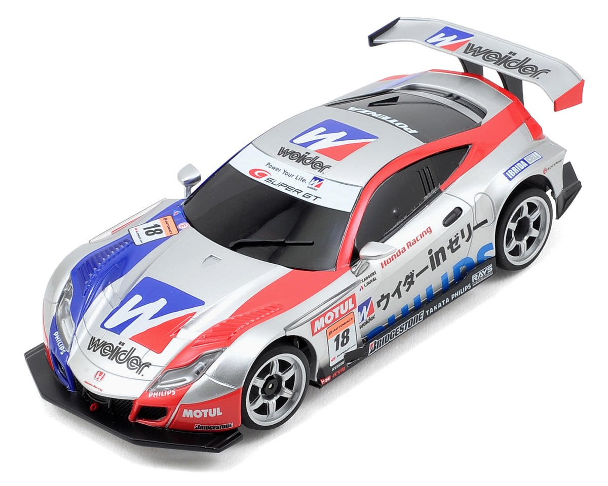 Kyosho MR-03S Mini-Z Racer Sports ReadySet w/Weider HSV-010 Body