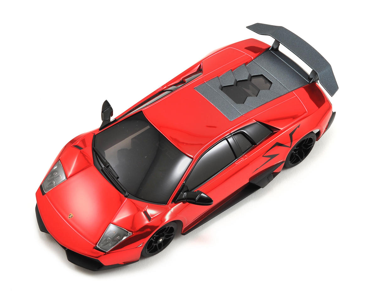 Kyosho MR-03S Mini-Z Racer Sports ReadySet w/Lamborghini Murcielago Body