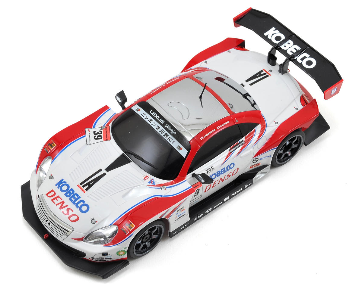 Kyosho MR-03S Mini-Z Racer Sports ReadySet w/DENSO Kobelco Sard SC430 2012 Body