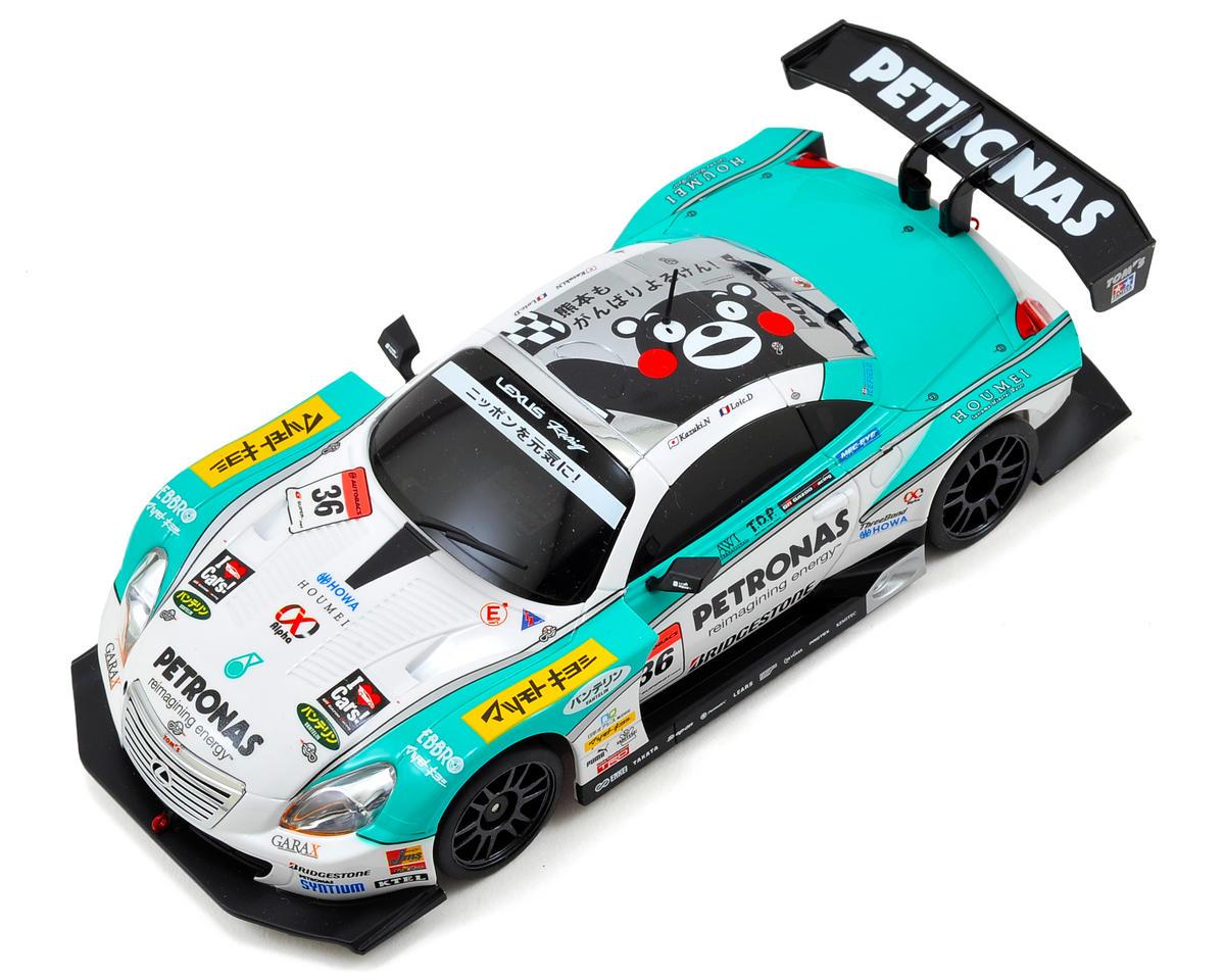 Kyosho MR-03S Mini-Z Racer Sports ReadySet w/Petronas Toms SC430 Body