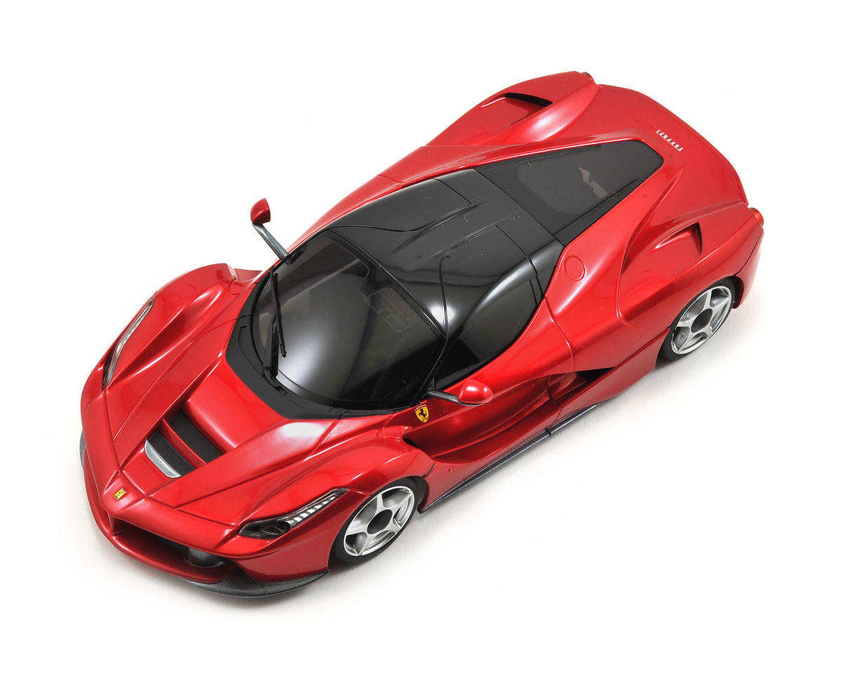 Kyosho MR-03S2 Mini-Z Sports 2 ReadySet w/LaFerrari Body (Metallic Red)