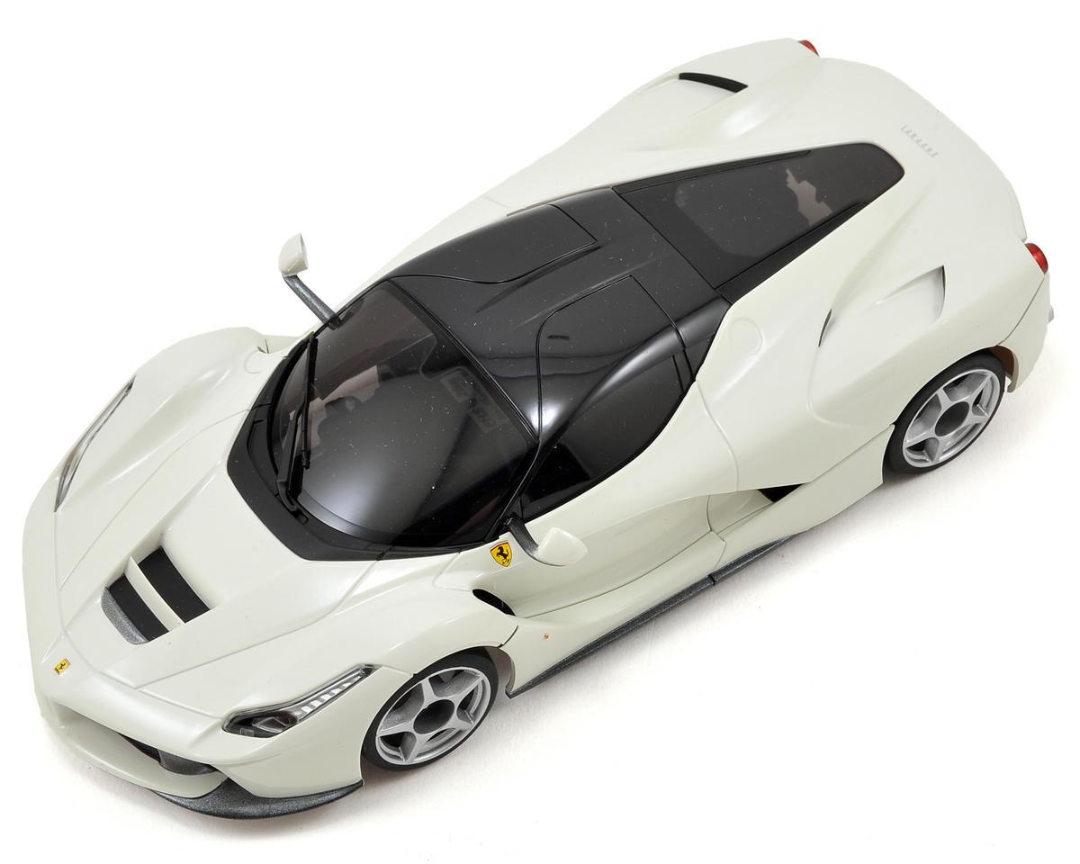 Kyosho MR-03S Mini-Z Racer Sports ReadySet w/LaFerrari Body (White)