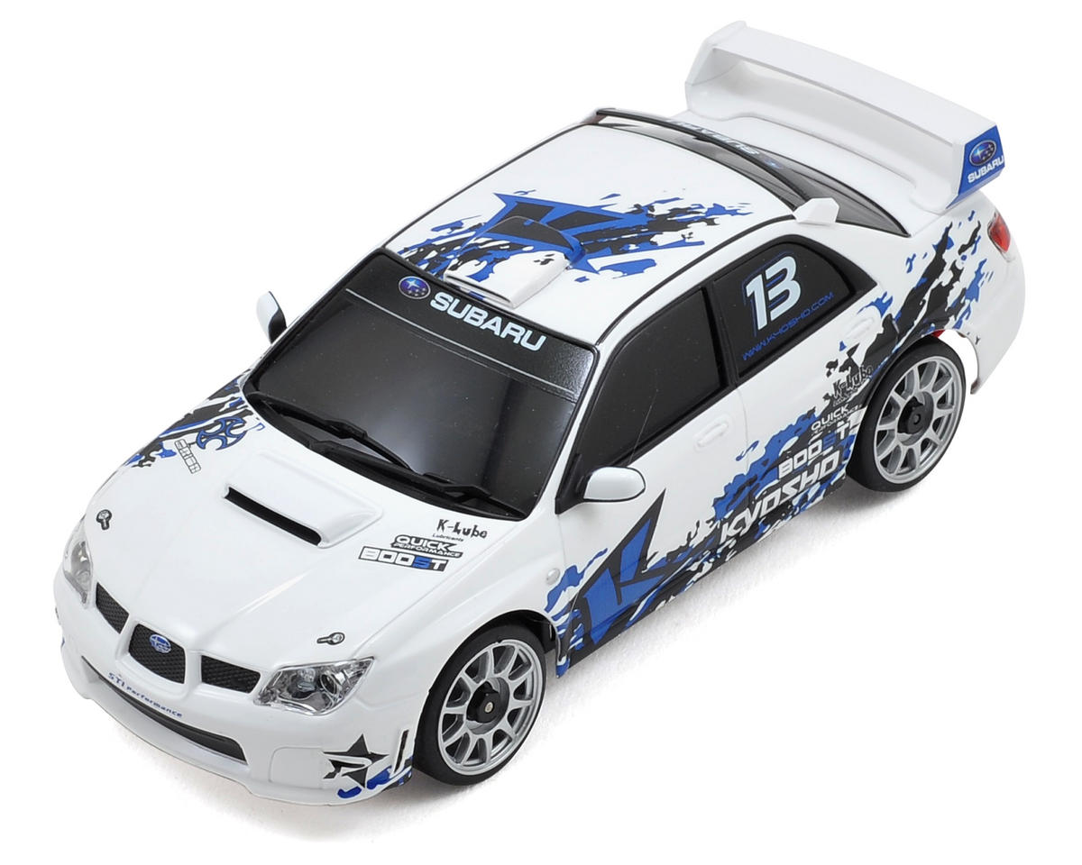 Kyosho MR-03S Mini-Z Racer Sports Subaru Impreza KX1 Body