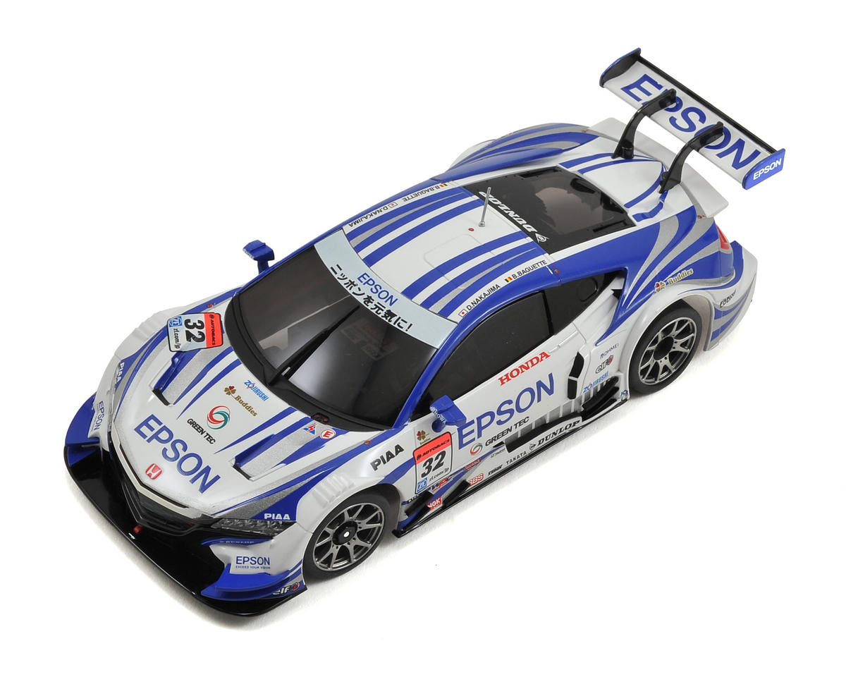 Kyosho MR-03S Mini-Z Racer Sports ReadySet w/Epson NSX Concept Body