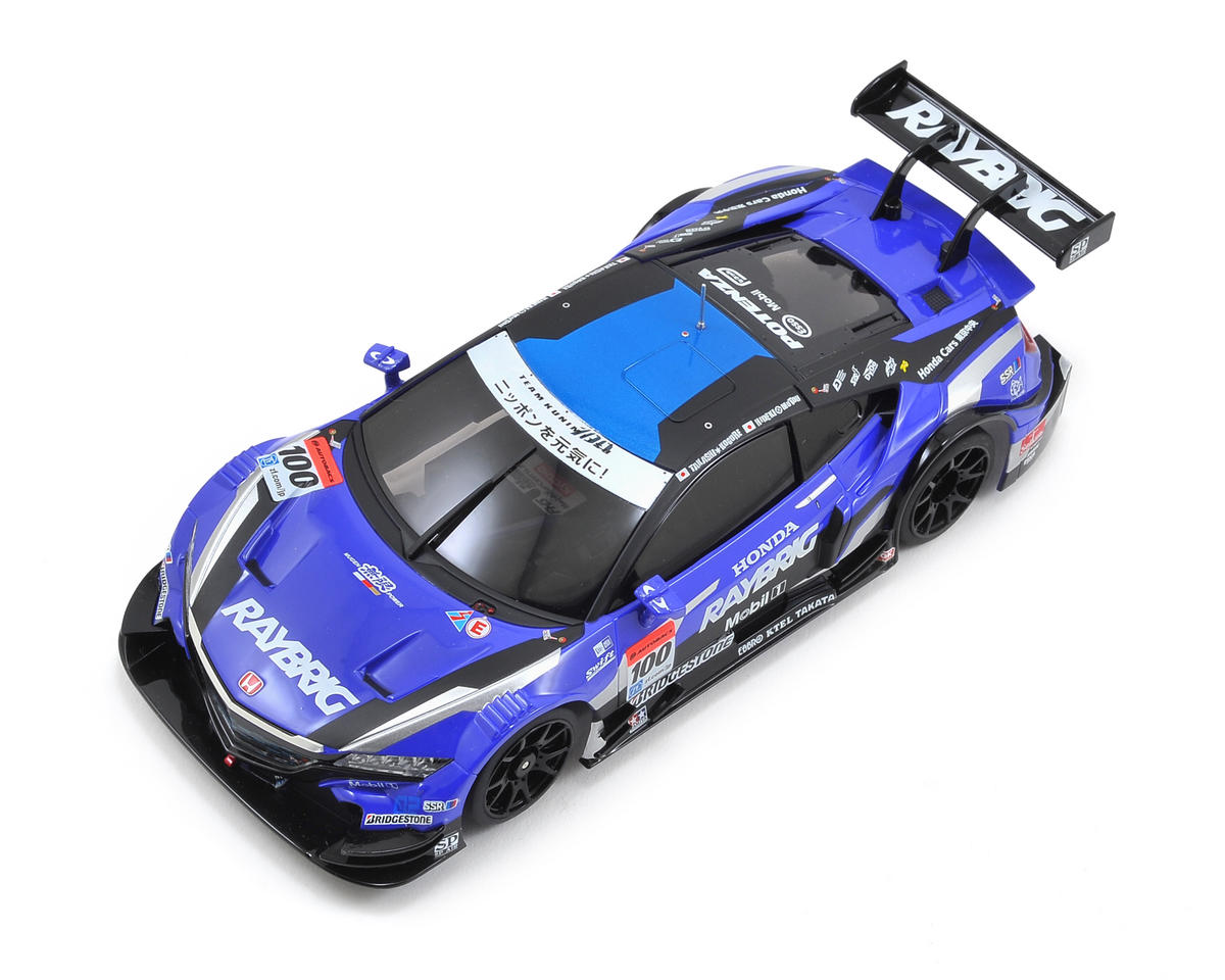 Kyosho MR-03S2 Mini-Z Sports 2 ReadySet w/Raybrig NSX Concept GT 2014 Body