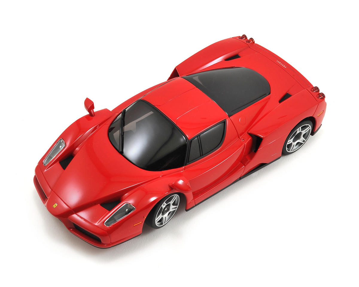 Kyosho MR-03S Mini-Z Racer Sports ReadySet w/Enzo Ferrari Body