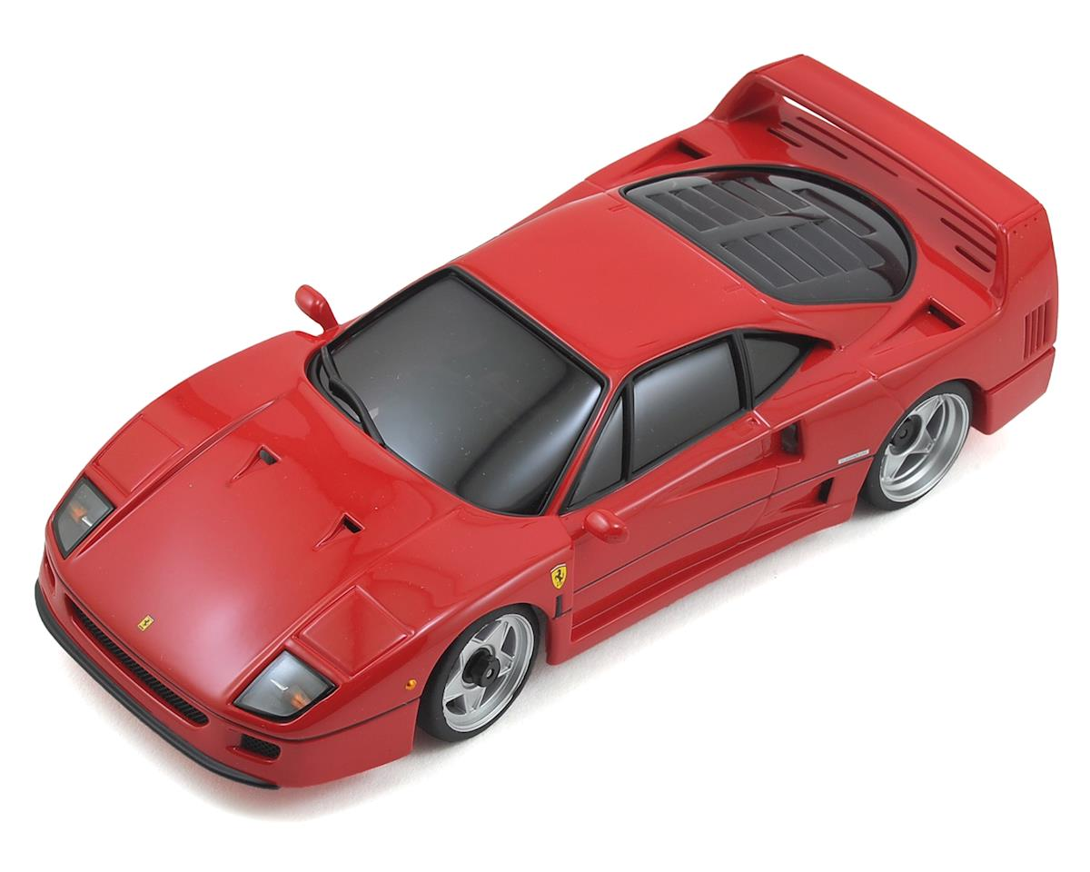 Kyosho MR-03S2 Mini-Z Sports 2 ReadySet w/Ferrari F40 Body (Red)
