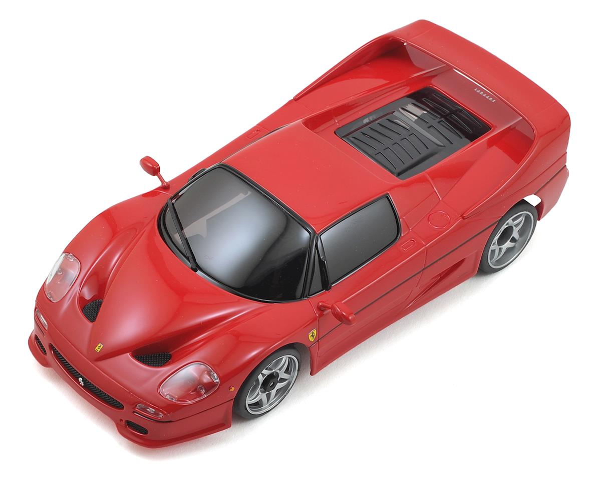 Kyosho MR-03S2 Mini-Z Sports 2 ReadySet w/Ferrari F50 Body (Red)